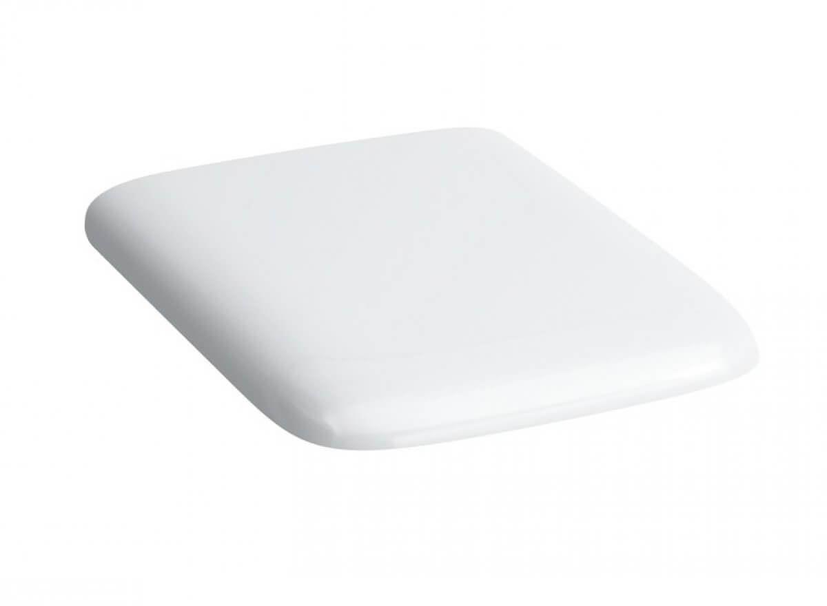 Zdjęcie Deska WC wolnoopadająca Laufen Palace antybakteryjna biała H8917013000001