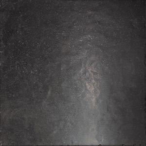 Płytka podłogowa Italgraniti Icone Bleu Noir Spazzolato 80x80cm IB0488S