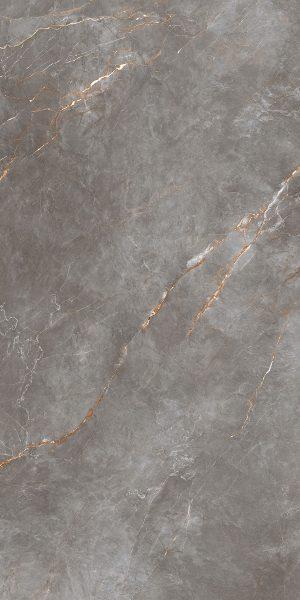 Płytka podłogowa Tubądzin Shinestone Grey Poler 59,8x119,8 cm  (p)  PP-01-233-1198-0598-1-022