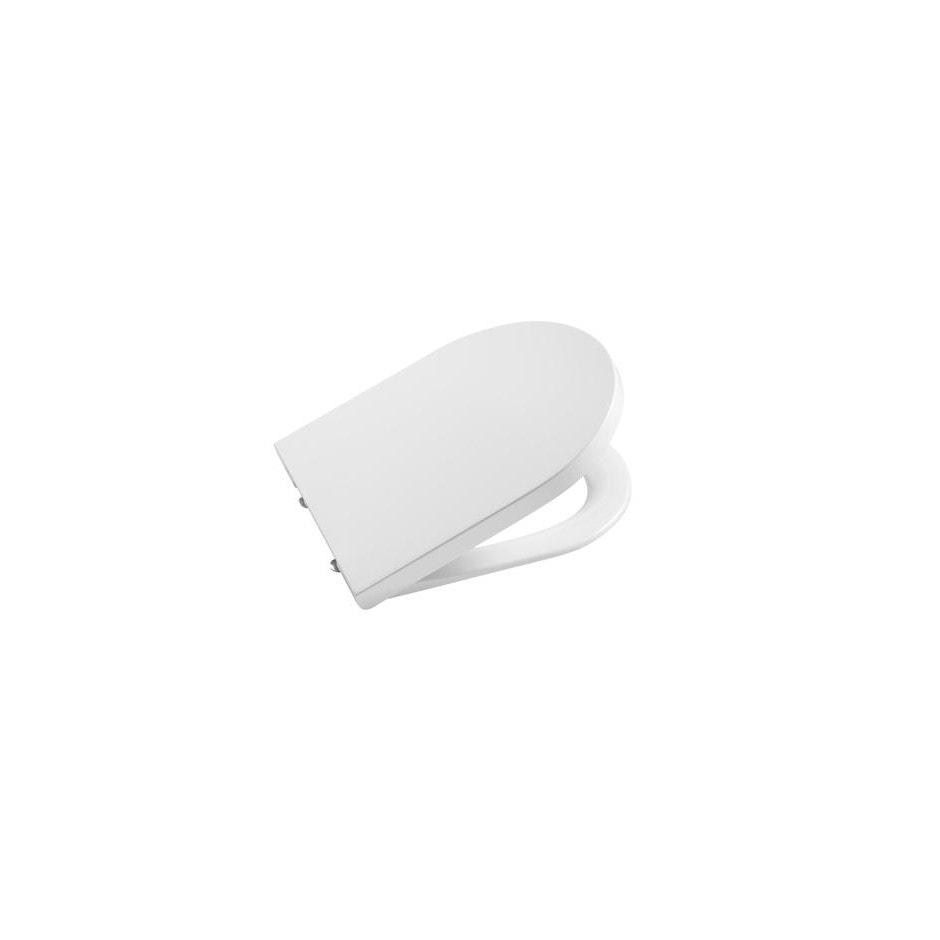 Zdjęcie Deska WC wolnoopadająca Roca Inspira Round A80152200B