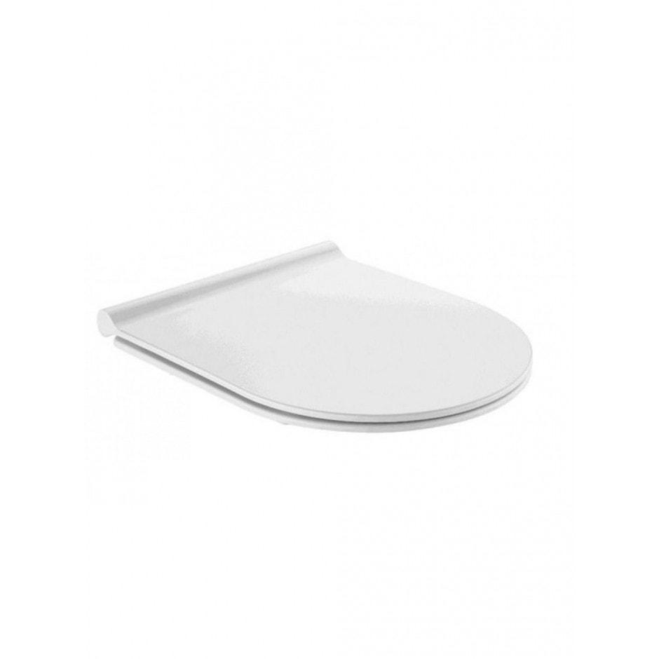 Deska WC łatwowypinalna  slim wolnoopadająca Roca Nexo Gap Meridian A801C4200U