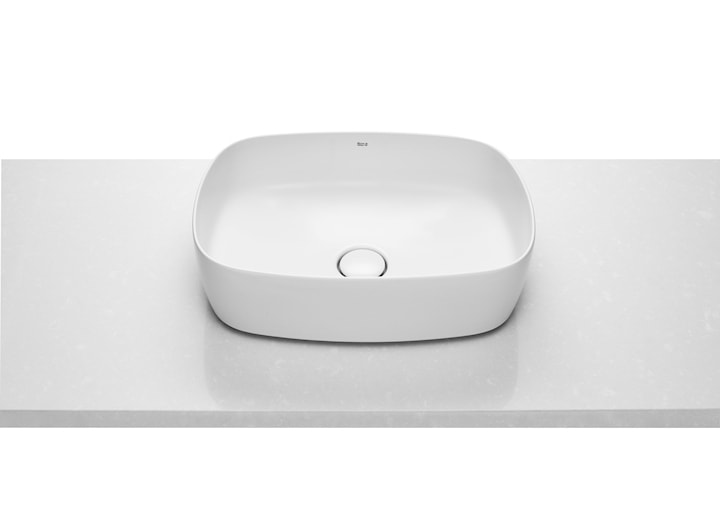 Umywalka nablatowa Roca Inspira Soft 50X37 cm A327500000