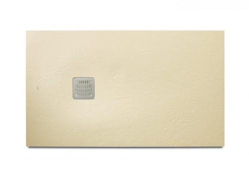 Brodzik prostokątny Roca Terran 1800x900 mm Syfon w kpl. Kremowy AP0170838401500