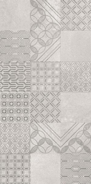 Płytka ścienna Paradyż Harmony Grys  Patchwork 30X60 cm
