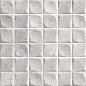Mozaika prasowana Harmony Grys Prasowana K.4,8X4,8  29,8X29,8 cm