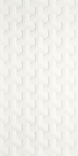 Płytka ścienna Paradyż Harmony Bianco A STR 30X60 cm