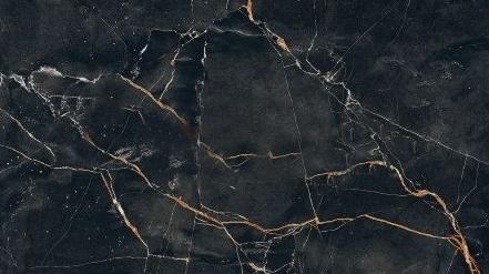 Płytka podłogowa Tubądzin Shinestone Black Poler 59,8x119,8 cm (p) PP-01-233-1198-0598-1-007