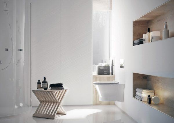 Zdjęcie Miska WC podwieszana Roca Nexo 36×53.5 cm Rimless A34664L000