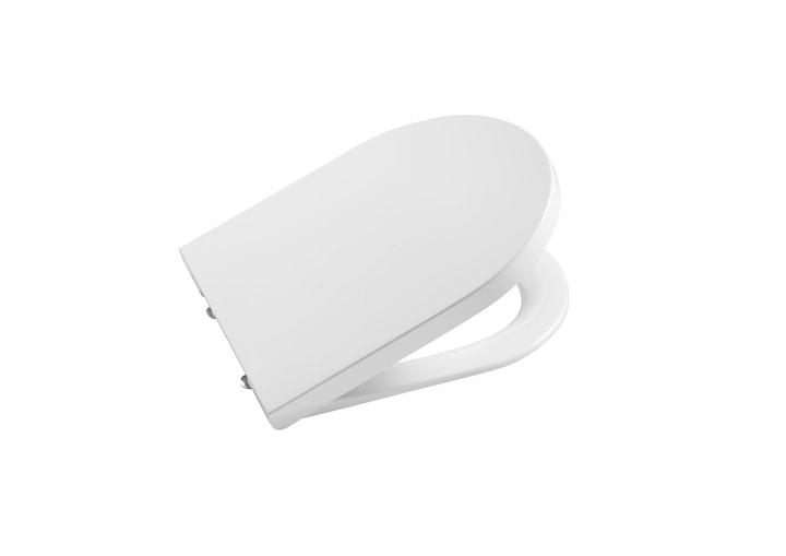 Deska WC wolnoopadająca Roca Inspira Round Compacto SUPRALIT® A80152C00B