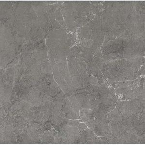 Płytka podłogowa Ceramika Limone Katania Dark Grey 59,7x59,7cm