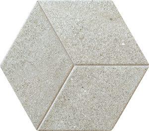 Mozaika ścienna Tubądzin Vestige grey STR 19,8x22,6 cm (p) MS-01-223-0198-0226-1-032