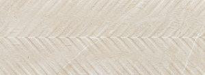 Płytka ścienna Tubądzin Vestige beige 3 STR 32,8x89,8 cm (p) PS-01-223-0328-0898-1-028