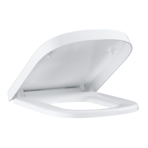 Zdjęcie Deska Wc Grohe Euro Ceramic wonloodpadająca biel alpejska 39330001