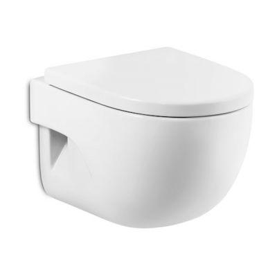 Miska WC podwieszana Roca Meridian 36x48 cm Compacto Maxi Clean A34624800M