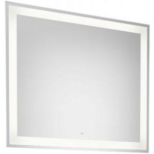 Lustro LED prostokątne Roca Iridia / Beyond 80x70 cm A812341000