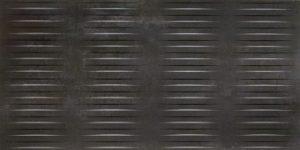 Płytka ścienna NovaBell Forge Dark Steam Struttura 60x120cm FRG95RT @