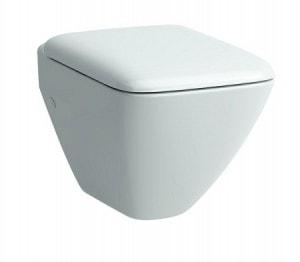 Miska WC podwieszana Compact Laufen Palace 49x36x34,5 cm, biała H8207030000001