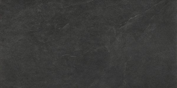 Zdjęcie Płytka podłogowa Ceramika Limone Ash Black 59,7x119cm