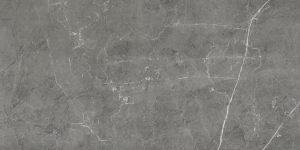 Płytka podłogowa Ceramika Limone Katania Dark Grey 59,7x119cm
