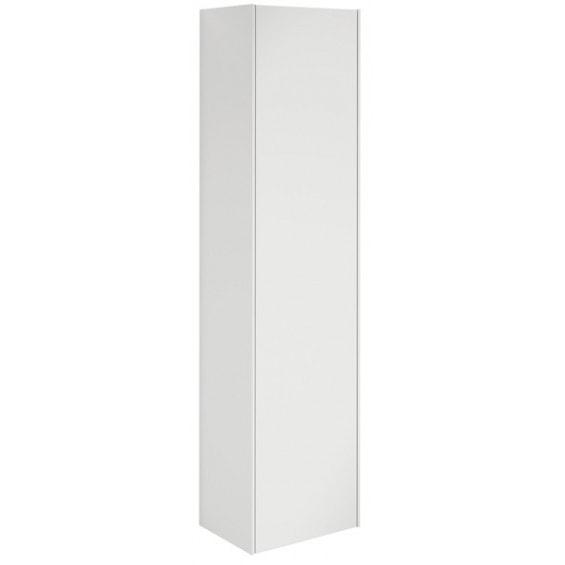 Kolumna wysoka - wersja prawa Roca Inspira 160x40 cm, Biały połysk A857034806
