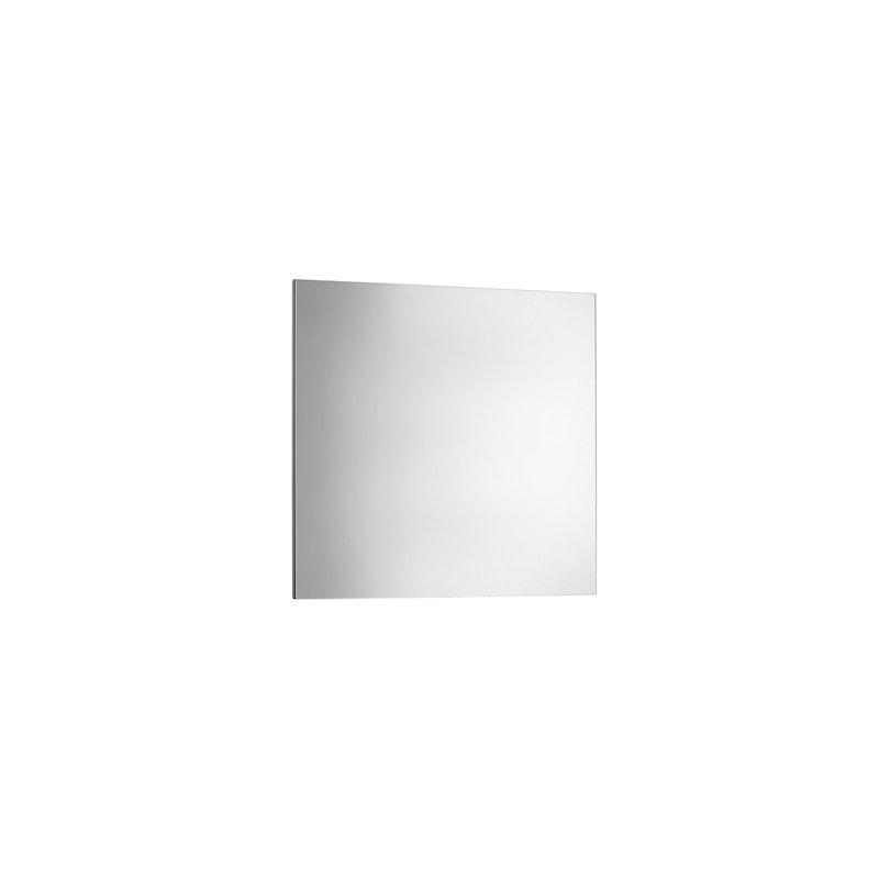Lustro kwadratowe Roca Victoria Basic 60x60 cm, wykończenie kolor aluminium A812326406