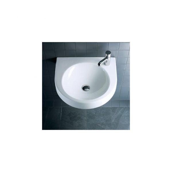 Zdjęcie Umywalka wisząca Duravit Architec 57x52cm bez przelewu 0443580000