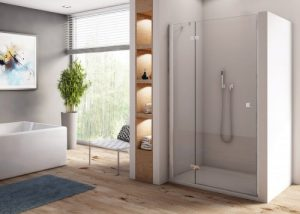 Drzwi prysznicowe Sanswiss Annea 120x200 AN13G12005007