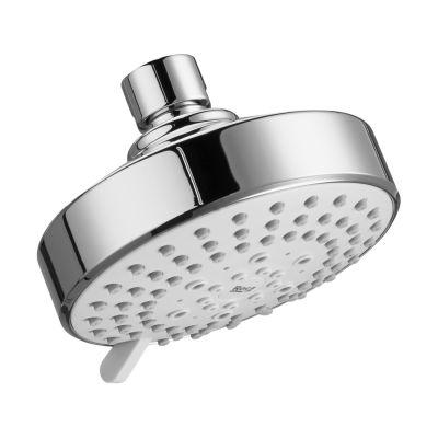 Zdjęcie Głowica prysznicowa ścienna 100/3 Roca Stella 10x10x6,7 cm chrom A5BF103C00