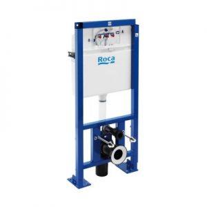 DUPLO WC - Stelaż podtynkowy wolnostojący do WC 2/4, 3/4,5 oraz 3/6 Roca Stelaże 50x112 cm A890090700