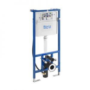 DUPLO SMART WC - Stelaż podtynkowy do inteligentnych misek WC 2/4, 3/4,5 oraz 3/6 50x119 cm A890090800
