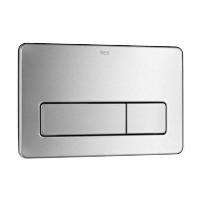 PL3 - przycisk ANTYWANDAL 2-funkcyjny, stal nierdzewna Roca Stelaże 259x169 mm A890097004