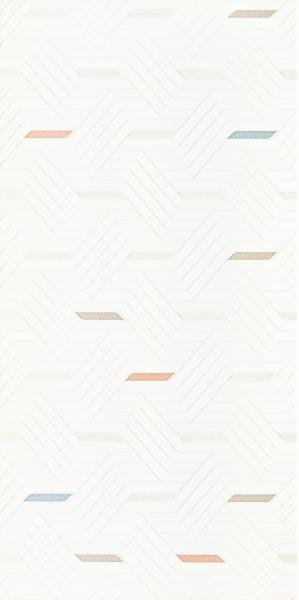 Dekoracja Paradyż Inserto Colour Mix 30x60 cm