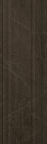 Paradyż Minimal Stone Nero Ściana  Struktura Rekt. 29,8 x 89,8 cm