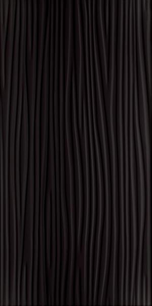 Płytka ścienna Paradyż Synergy Nero A STR 30x60 cm