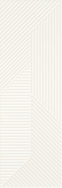 Paradyż Woodskin Bianco Ściana  B Struktura Rekt. 29,8 x 89,8 cm