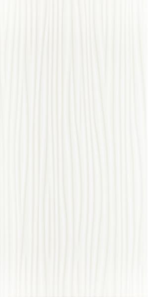 Płytka ścienna Paradyż Synergy Bianco A STR 30x60 cm