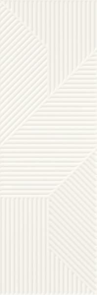 Paradyż Woodskin Bianco Ściana  A Struktura Rekt. 29,8 x 89,8 cm