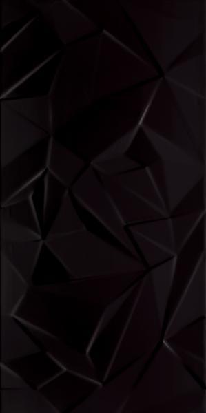Płytka ścienna Paradyż Synergy Nero B STR 30x60 cm