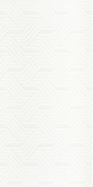 Dekoracja Paradyż Inserto Bianco 30x60 cm