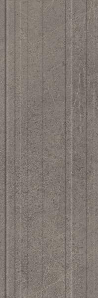 Paradyż Minimal Stone Grafit Ściana  Struktura Rekt. 29,8 x 89,8 cm