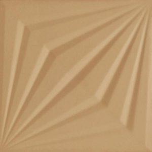 Paradyż Urban Colours Gold Inserto Struktura A 19,8 x 19,8 cm
