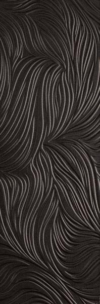 Paradyż Elegant Surface Nero Ściana  A Struktura Rekt. 29,8 x 89,8 cm