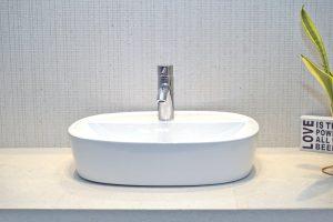 Umywalka nablatowa Aquahome Domi 50.5x38.5x12 cm