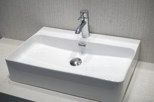 Umywalka nablatowa Aquahome Marue 60x40x12 cm