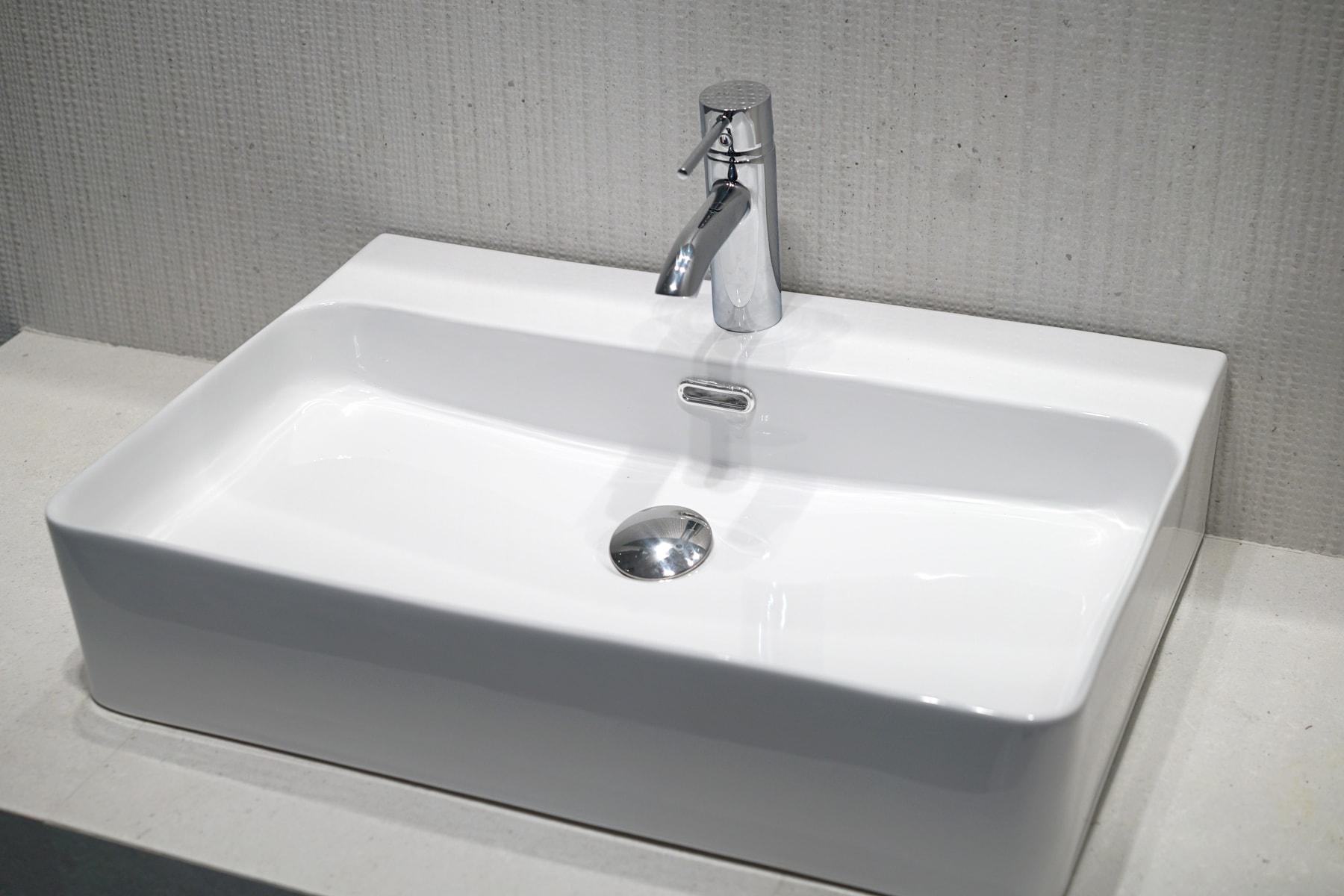 Umywalka nablatowa Aquahome Marue 60x42,5x13,5 cm