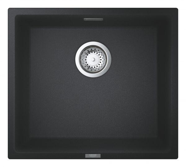 Zdjęcie Zlewozmywak kompozytowy Grohe K700 50-C 45,7×40,6 cm 1-komorowy 31653AP0