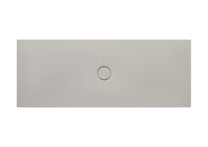 Brodzik prostokątny ceramiczny Roca Cratos Senceramic 1800 x 800 mm Beżowy A3740L0650
