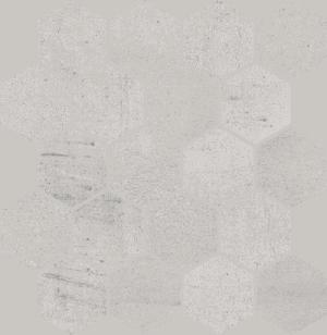 Mozaika Cięta Paradyż Space Grys Heksagon Mat 25,8x28 cm