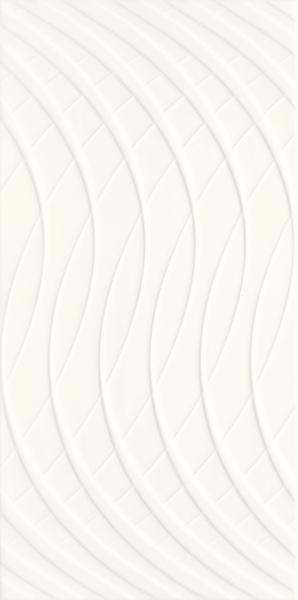 Płyta ścienna Paradyż Porcelano Bianco STR 30x60 cm