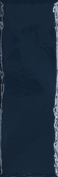Płyta ścienna Paradyż Porcelano Blue Ondulato 9,8x29,8 cm